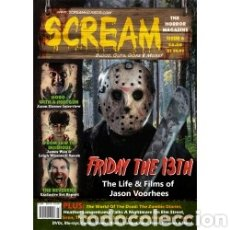 Libros: SCREAM HORROR MAGAZINE 6. Lote 222108743