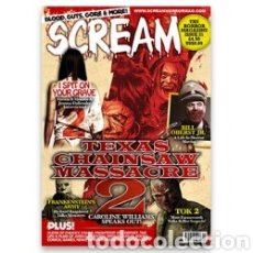 Libros: SCREAM HORROR MAGAZINE 21. Lote 222108823