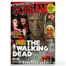 Libros: SCREAM HORROR MAGAZINE 20. Lote 222108938