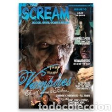 Libros: SCREAM HORROR MAGAZINE 10. Lote 222109850