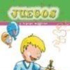 Libros: JUEGOS Y TRUCOS MAGICOS - JUGAR A DIVERTIRSE. Lote 222292945
