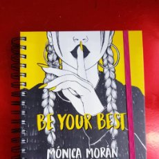 Libros: AGENDA-BE YOUR BEST-MONICA MORAN-2019-2020-DESTINO-NUEVA-VER FOTOS. Lote 219465253