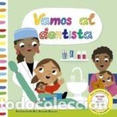 Libros: VAMOS AL DENTISTA (PIC). Lote 222423143