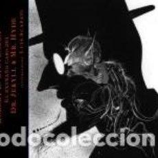 Libros: EL EXTRAÑO CASO DE DR. JEKYLL & MR. HYDE. Lote 222439551