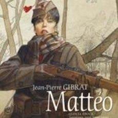 Libros: MATTEO 05: QUINTA ÉPOCA (SEPTIEMBRE 1936 - ENERO 1939). Lote 222526736