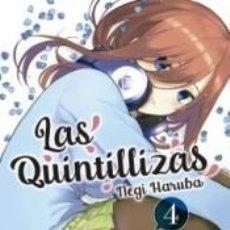 Libros: LAS QUINTILLIZAS 04. Lote 222526838