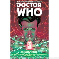 Libros: DOCTOR WHO. TE SERVIMOS. Lote 222672960
