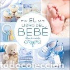 Libros: EL LIBRO DEL BEBÉ (AZUL NUEVO). Lote 222752862