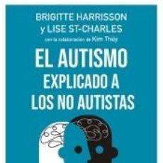 Libros: EL AUTISMO EXPLICADO A LOS NO AUTISTAS. Lote 222752873