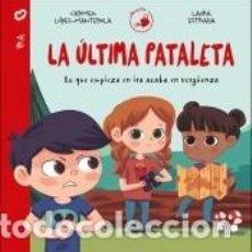 Libros: LA ÚLTIMA PATALETA. Lote 222781527