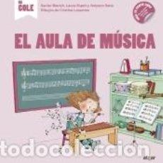 Libros: EL AULA DE MÚSICA. Lote 222781592