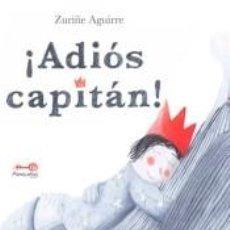 Libros: ¡ADIÓS CAPITÁN!. Lote 222782005