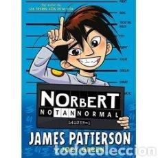 Libros: NORBERT NO TAN NORMAL. Lote 222798395