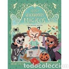 Libros: LOS RESCATADORES MÁGICOS 5. Y LA PÓCIMA SECRETA. Lote 222798548