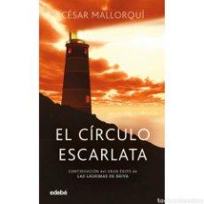 Libros: EL CÍRCULO ESCARLATA. Lote 222798693