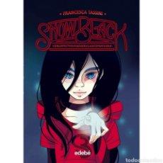 Libros: SNOW BLACK. Lote 222799837