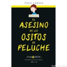 Libros: EL ASESINO DE LOS OSITOS DE PELUCHE. Lote 222799957