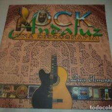 Livros: LIBRO DEL ROCK ANDALUZ. Lote 238489965