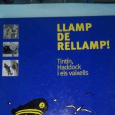 Libros: LIBRO LLAMP DE RELLAMP. YVES HOREAU. EDITORIAL ZENDRERA ZARIQUIEY. AÑO 2003.. Lote 224022078