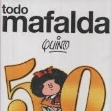 Livros: TODO MAFALDA. Lote 224261362