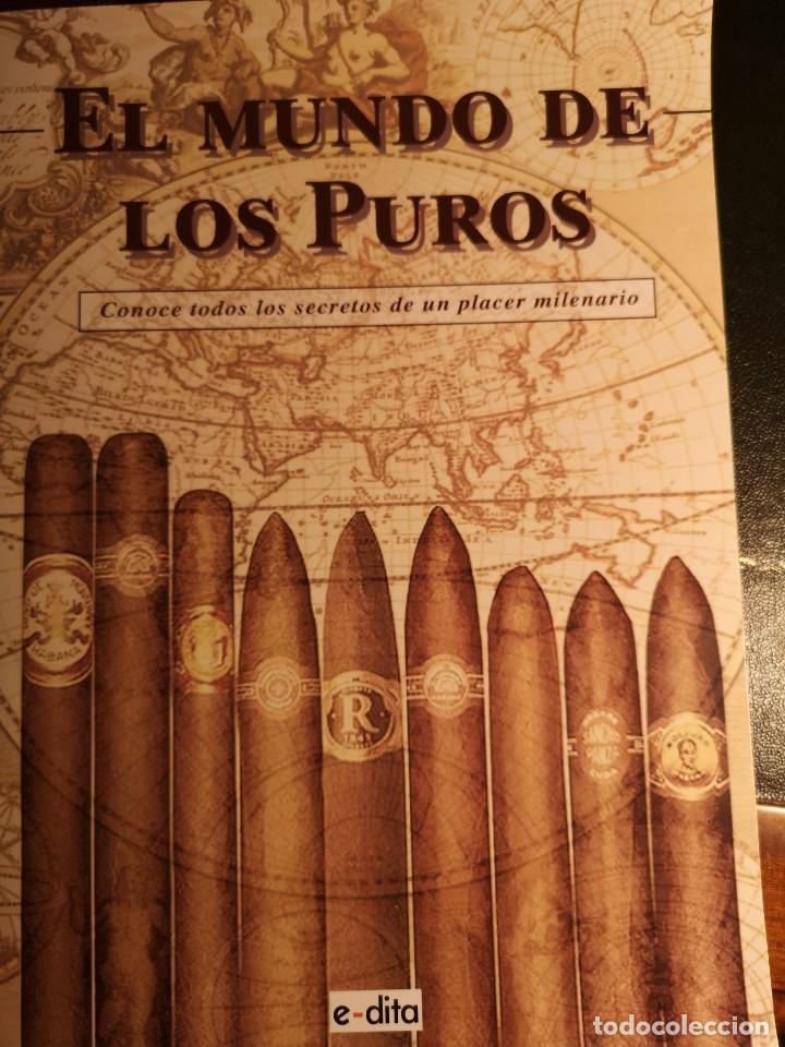 EL MUNDO DE LOS PUROS *E-DITA (Libros Nuevos - Ocio - Otros)