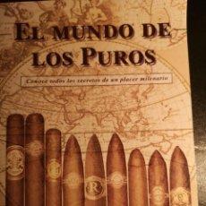 Libros: EL MUNDO DE LOS PUROS *E-DITA. Lote 225165665