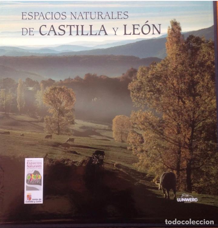 ESPACIOS NATURALES DE CASTILLA Y LEÓN (Libros Nuevos - Ocio - Otros)