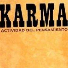 Libros: KARMA. Lote 226500250