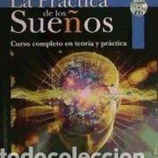 Libros: LA PRÁCTICA DE LOS SUEÑOS. Lote 226500280