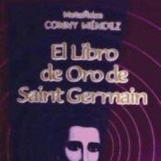 Libros: LIBRO DE ORO DE S.GERMAIN BL. Lote 226500300