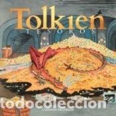 Libros: TOLKIEN: TESOROS. Lote 226525297