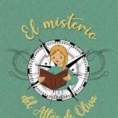 Libros: --EL MISTERIO DEL ATLAS DE OLIVA. Lote 227151135