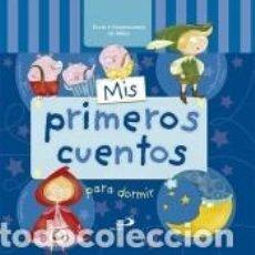 Libros: MIS PRIMEROS CUENTOS PARA DORMIR. Lote 227260932