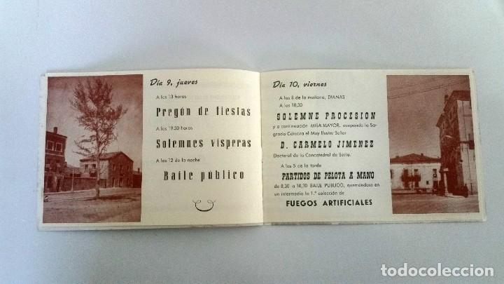 COVALEDA. PROGRAMA DE FIESTAS DE 1962 (Libros Nuevos - Ocio - Otros)