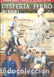 REVISTA DESPERTA FERRO. CONTEMPORÁNEA, Nº 4 , AÑO 2014. MADRID 1936 (Libros Nuevos - Ocio - Otros)