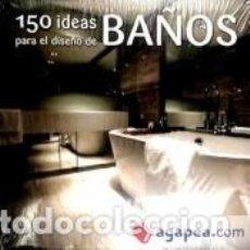 Libros: 150 IDEAS PARA EL DISEÑO D. Lote 228124777