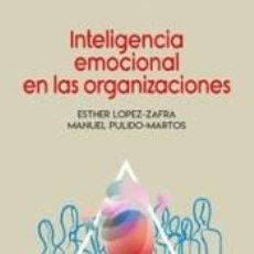 Libros: INTELIGENCIA EMOCIONAL DE LAS ORGANIZACIONES. Lote 228124835