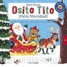 Libros: OSITO TITO. ¡FELIZ NAVIDAD!. Lote 228420440