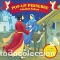 Libros: CALENDARI DADVENT POP-UP PESSEBRE. Lote 228447140