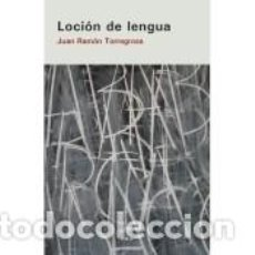 Libros: LOCIÓN DE LENGUA. Lote 228447255
