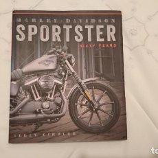 Livros: LIBRO HARLEY DAVIDSON SPORTSTER. Lote 228814495