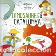 Libros: DINOSAURES A CATALUNYA. Lote 235090660