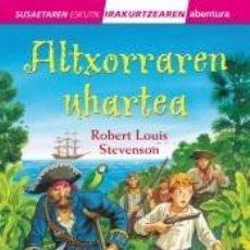 Libros: ALTXORRAREN UHARTEA. Lote 235090665