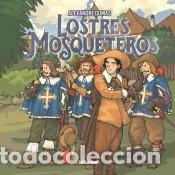 LOS TRES MOSQUETEROS (Libros Nuevos - Ocio - Otros)