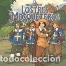 Libros: LOS TRES MOSQUETEROS. Lote 236487205