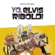 Libros: YO, ELVIS RIBOLDI. Lote 236487210