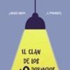 Libros: EL CLAN DE LOS NO DORMIDOS. Lote 236527010