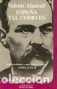 ESPAÑA TAL COMO ES (Libros Nuevos - Ocio - Otros)
