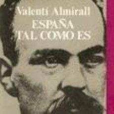 Libros: ESPAÑA TAL COMO ES. Lote 236527155