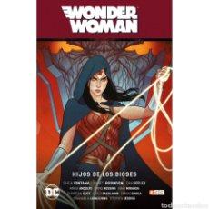 Libros: WONDER WOMAN VOL. 05: HIJOS DE LOS DIOSES. Lote 236606225